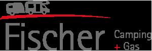 Fischer Camping + Gas Logo