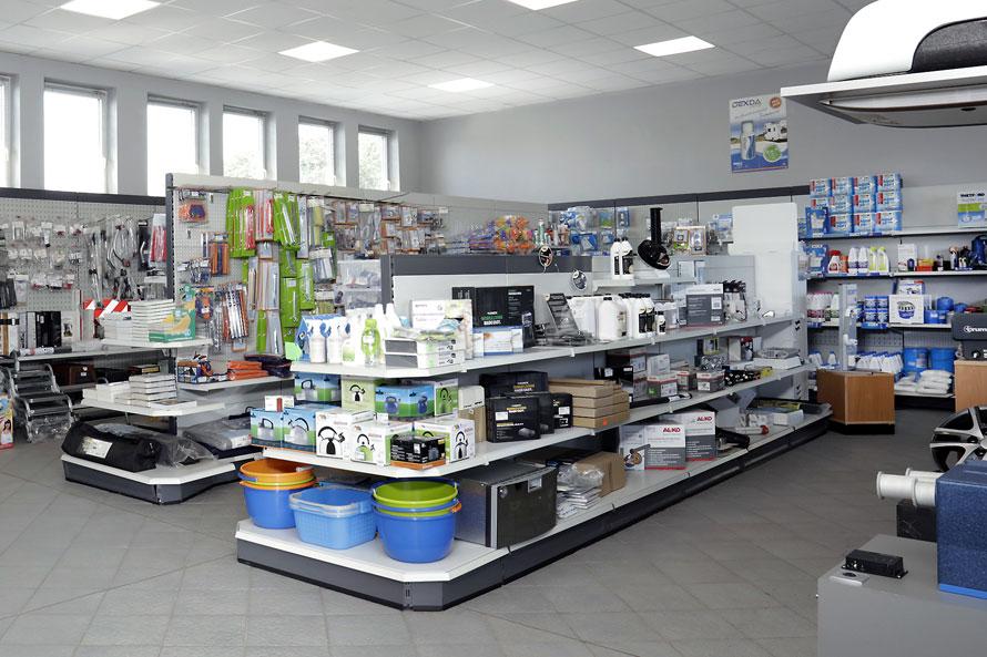Shop für Campingzubehör in Gifhorn-Wilsche